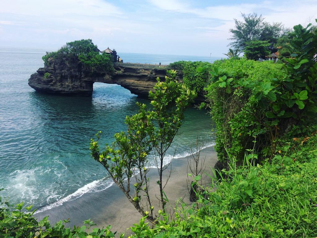 Bali pobřeží