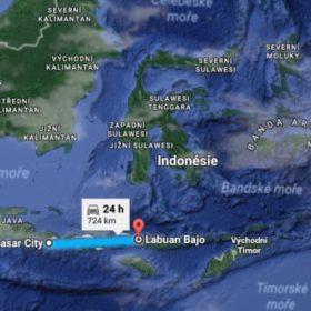 Let z Bali na Flores