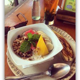 Snídaně Bali