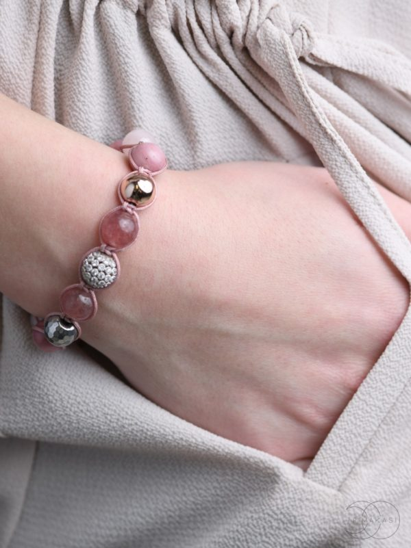 Shamballa náramek na ruku chanel