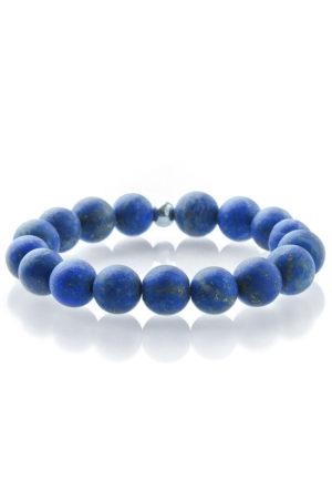 Lapis lazuli náramek