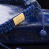 Shamballa Lápis lazuli detail