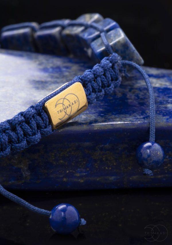 shamballa náramek lapis lazuli pánský
