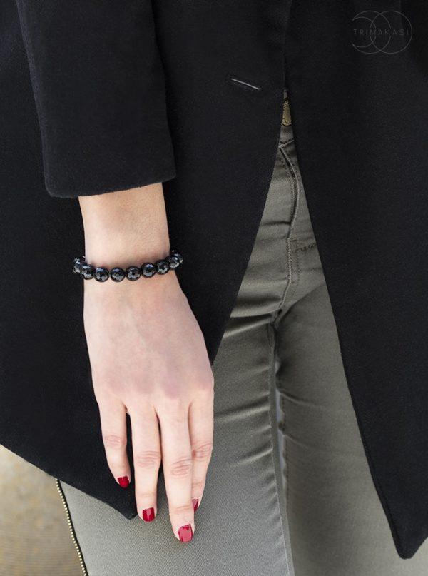turmalín náramek na ruku